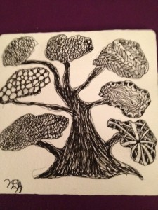 Zentangle Getting The Creative Juices Flowing Pangaea