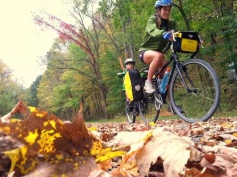 Brooke-Biking