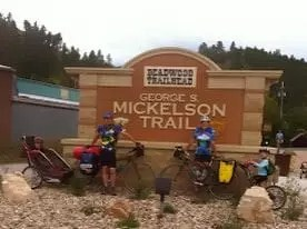 Mickelson-Trail-Sign