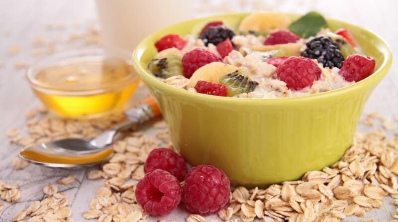 manfaat-oatmeal