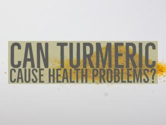 Turmeric Cause Health Problems