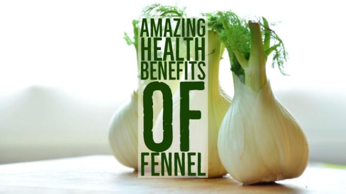 Amazing Health Benefits Fennel