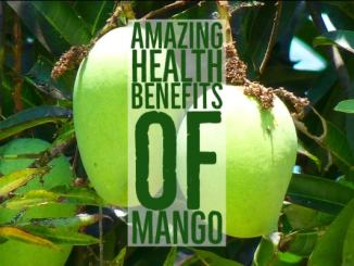 Amazing Health Benefits Mango