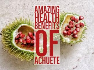 Amazing Health Benefits Achuete