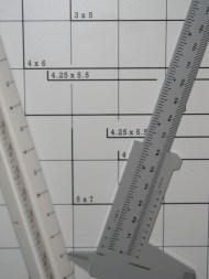 ruler and measurements