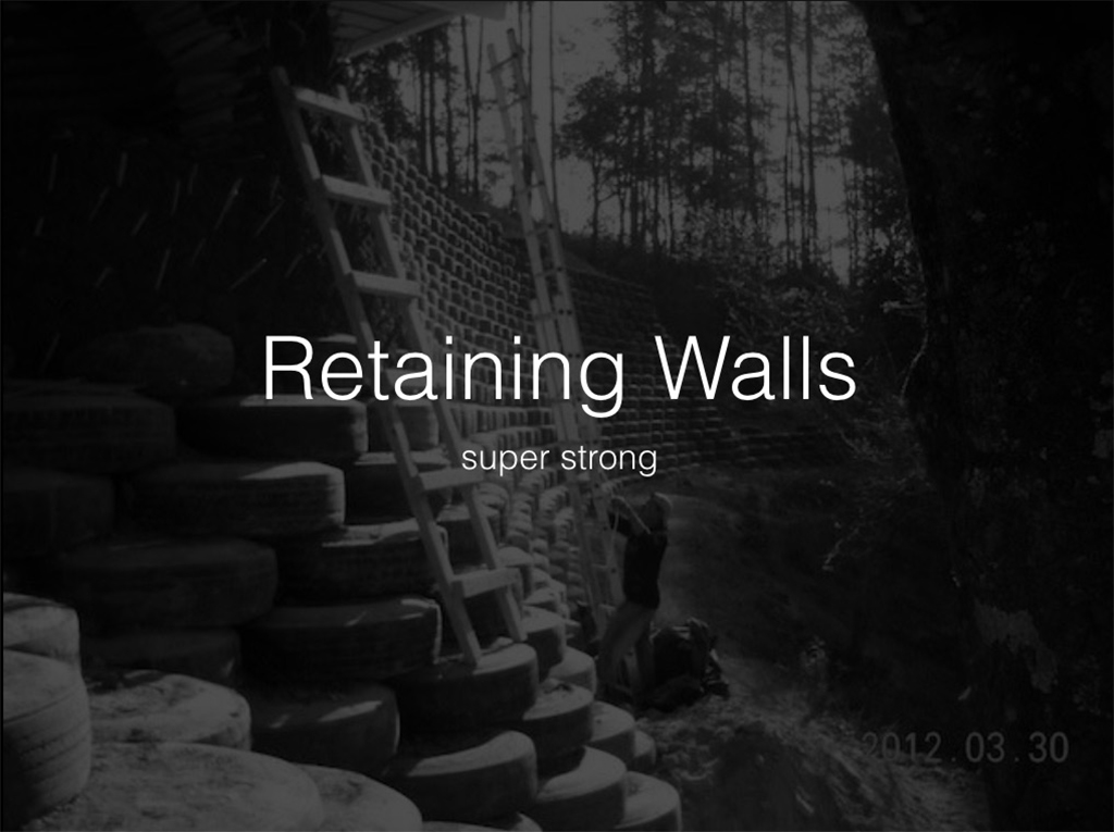 tire-retaining-walls