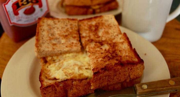 Cara Membuat Roti Bakar Istimewa