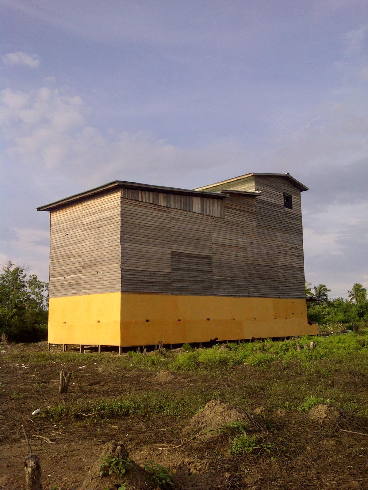 88 Foto Desain Atap Rumah Walet Terbaik