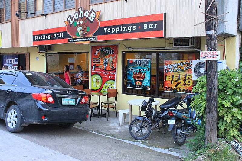 Bohol bar and restaurant philippines