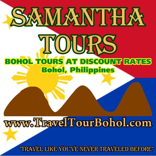 Samantha tours logo