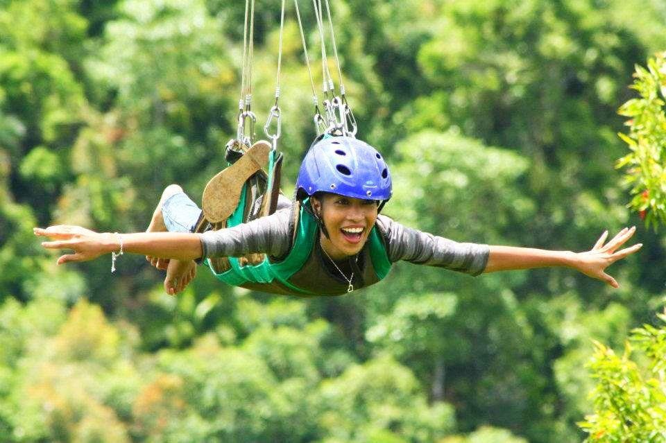 Danao extreme thrills bohol package tour