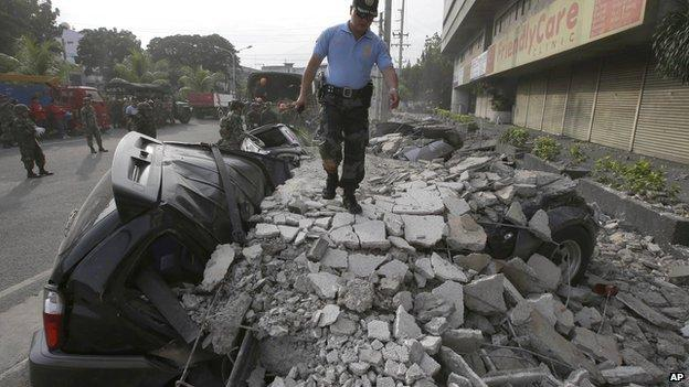 Bohol earthquake 2013 030