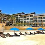 The bellevue resort bohol beach