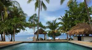 Cheap rates at the cabilao sanctuary beach & dive resort book now! 002