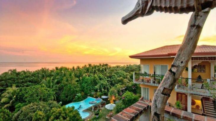 Amarela resort in libaong, bohol, panglao island