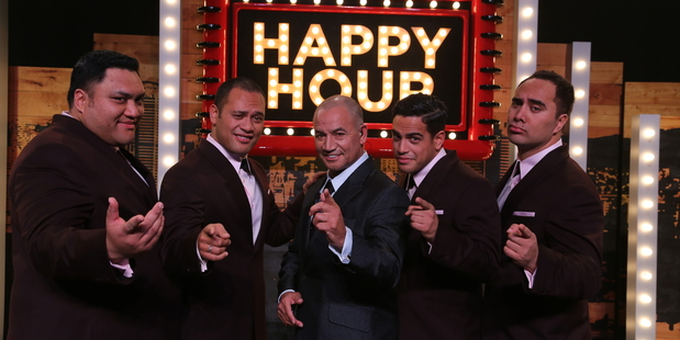Roger Moroney: Giving the audience a Happy Hour