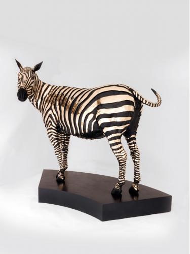 'Bronze' 'sculpture' by 'artist' Michael Joo, 'cast' at Pangolin Editions