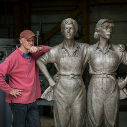 Women of Steel – Martin Jennings