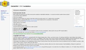 Mediawiki 1.19.1