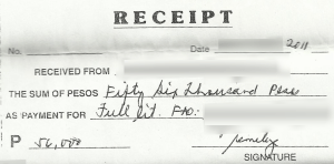 Receipt_Litigation
