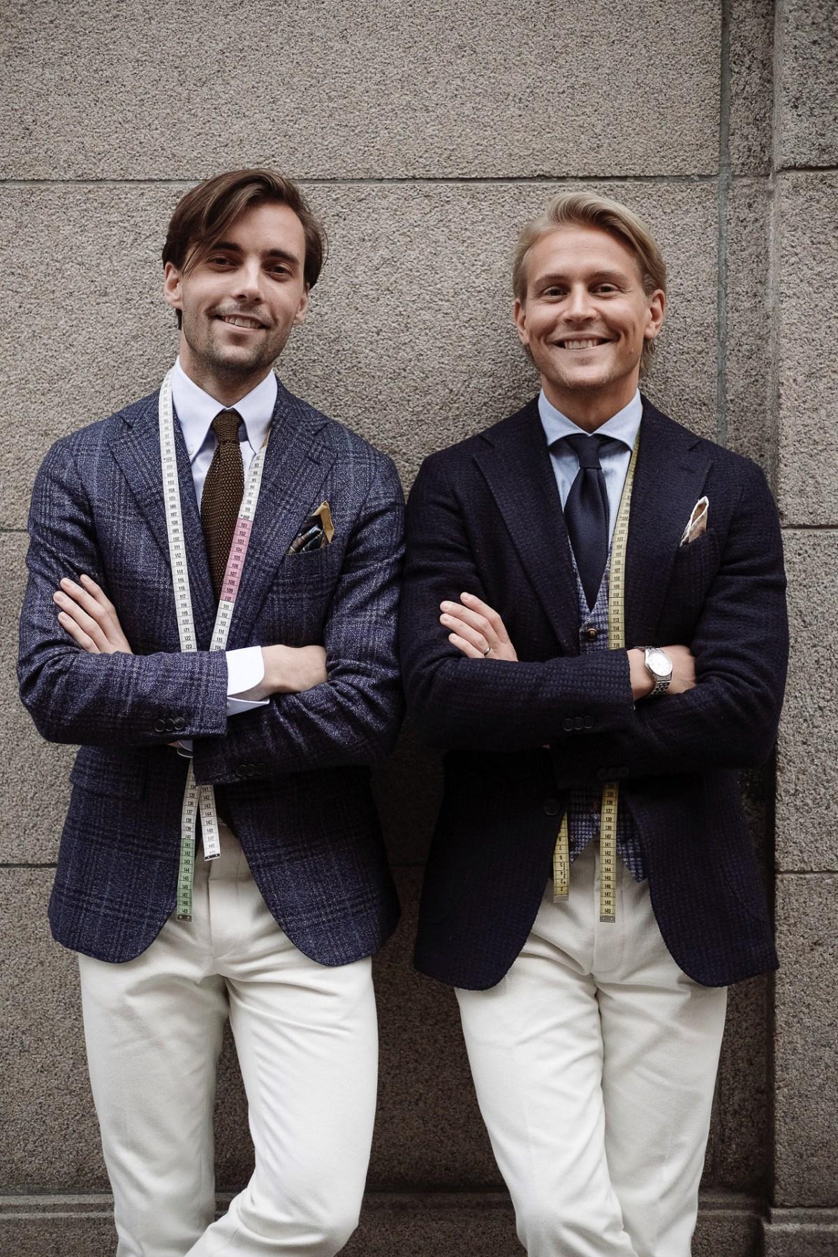 jak ubierają się szwedzi blugiallo