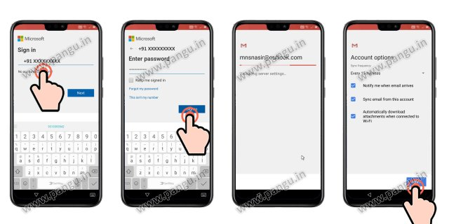 FRP Add Gmail Account in Huawei Honor 8X JSN-L22.