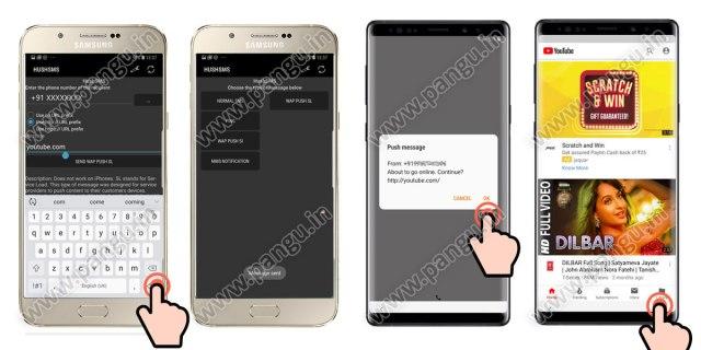 bypass FRP Samsung Galaxy Note 8 n950f