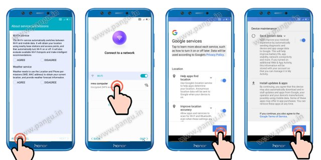 Huawei Honor 7X Frp Reset, All Huawei Gmail Bypass New Trick
