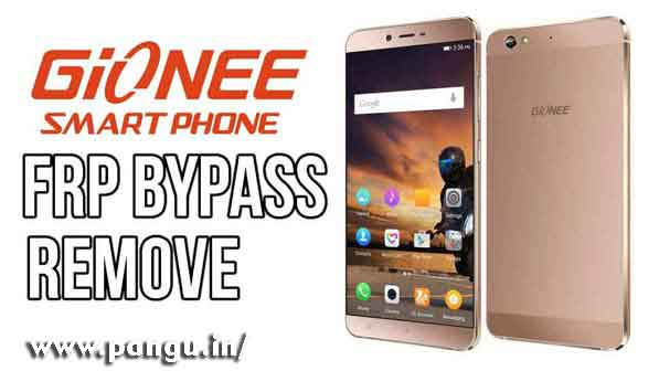 Gionee Bypass Google Account Verification FRP lock - Pangu in