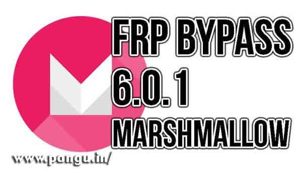 How to unlock Marshmallow FRP Bypass 6.0.1