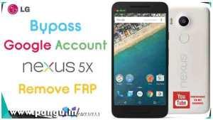 Bypass Google Account Verification FRP lock - Pangu in