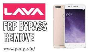 lava Bypass Google Account Verification FRP lock