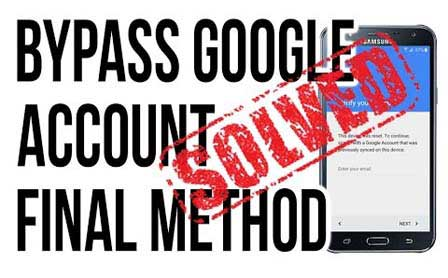 How To Bypass Google Account On Android 51 Easy Way To
