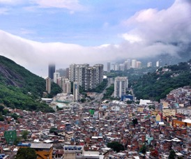 1-Abaixo, à esq. - Rio de Janeiro, Brasil.