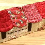 No.132 家型ティッシュボックスカバー(赤い屋根) … ¥3,000