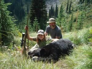 Jessica Millard's 1st Bear