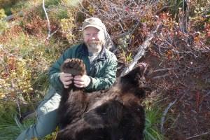 Sam Millard's 2014 Idaho Black Bear 906 Yards