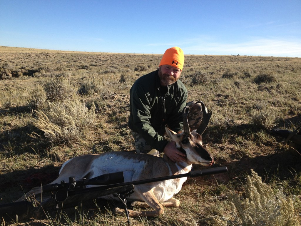Sam's 2013 Wyoming Antelope