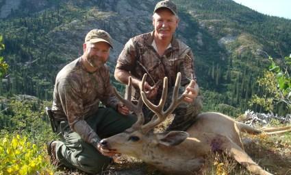 Sam Millard's 2012 long range Idaho mule deer