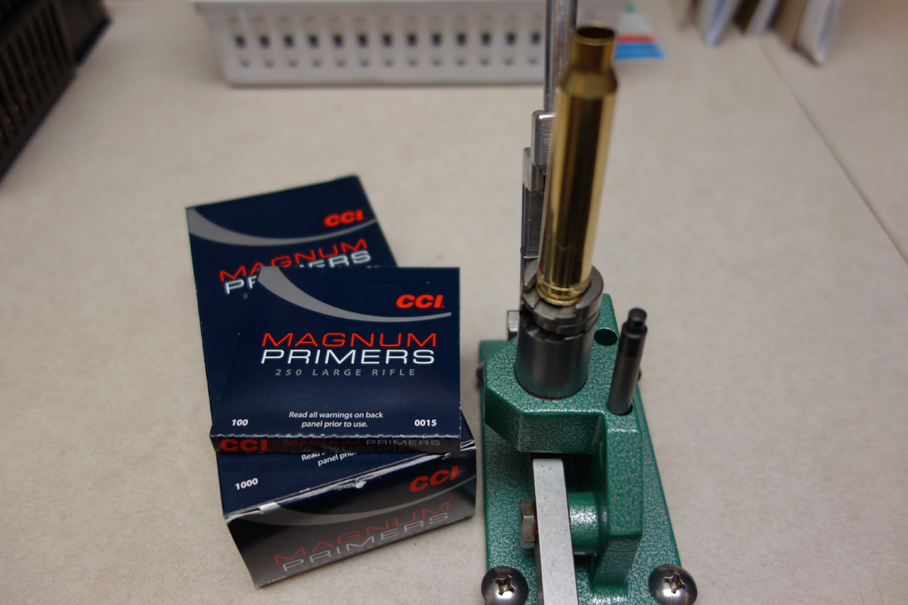 Initial Load Development: 300 Winchester Magnum Project – Panhandle
