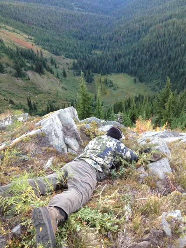 Angles matter in long range shooting