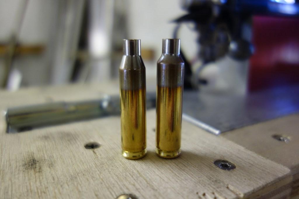 260 Remington and 260 Terminator