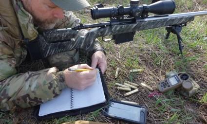 Long Range Trajectory Validation Kestrel Elite