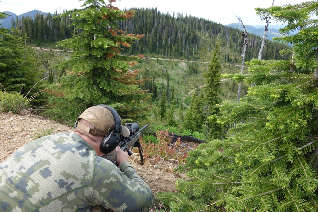 long range hunting with the ATACR