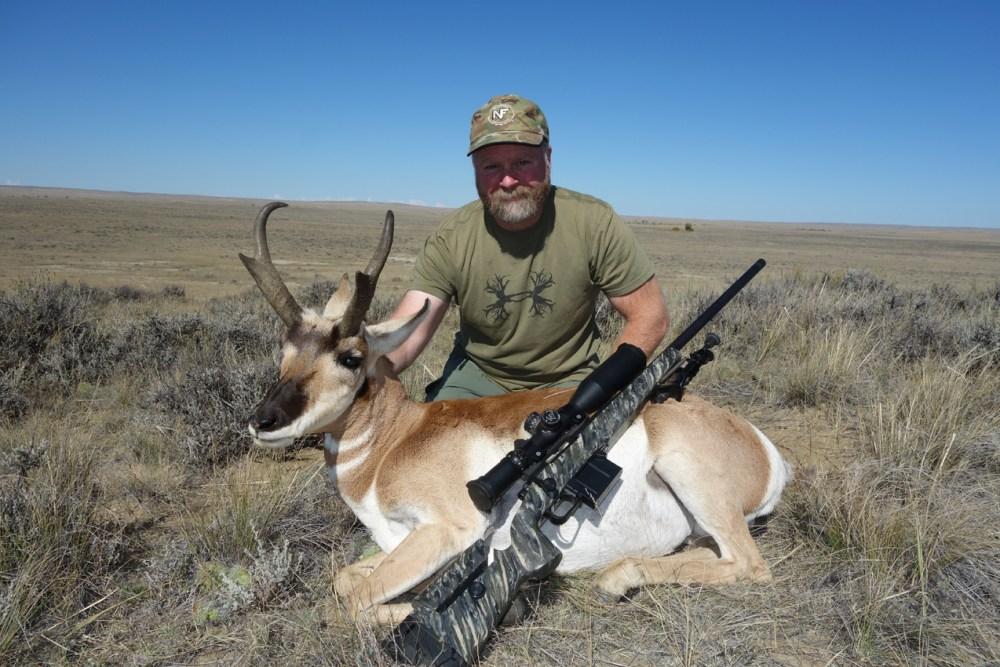 2016 Wyoming Antelope