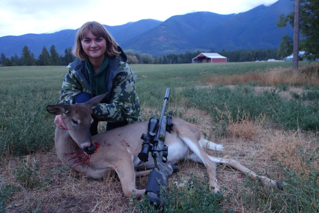 Jessica Whitetail Doe 143 ELD-X