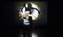 untitled (khora study #1), 2014; Radio broadcast, digital audio, single-channel video, performance