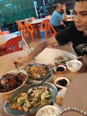 Seafood at Seegood Restaurant
