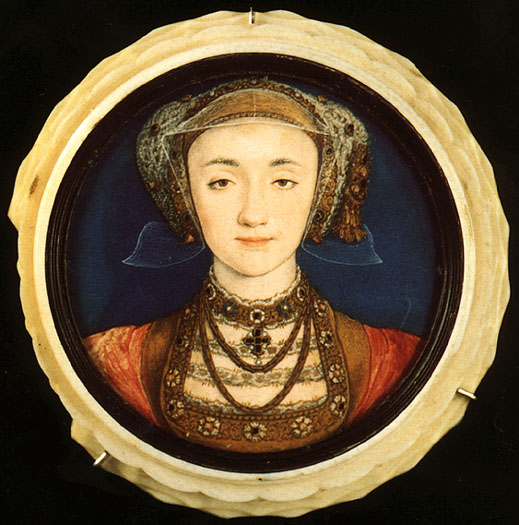 Anne of Cleves - Hans Holbein, c.1539