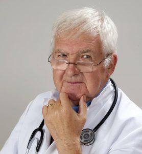 Hledám doktora. Zn: rychle